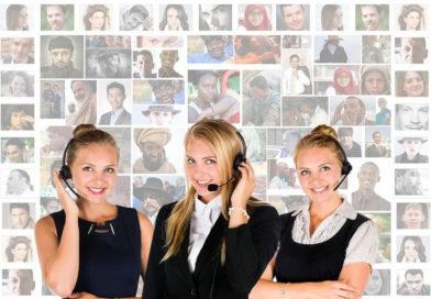 Les coordonnées de votre service client toujours disponibles