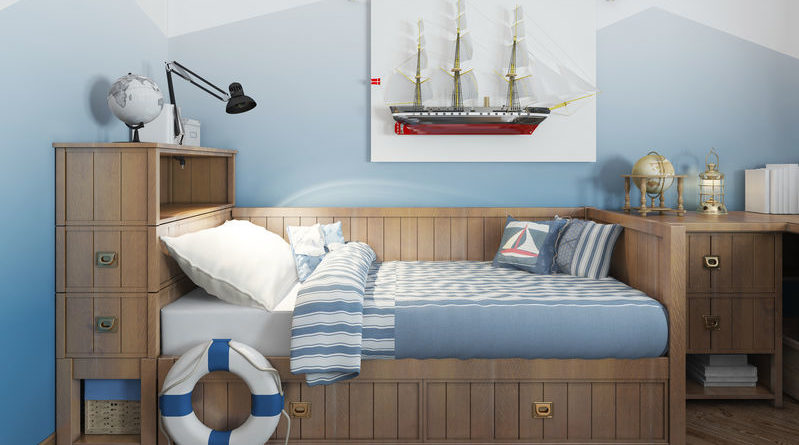 Pourquoi choisir un lit cabane pour vos enfants?